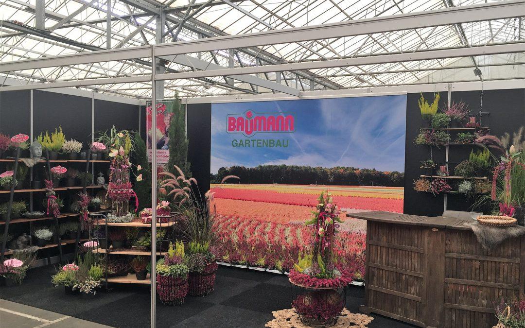 Messe 2018 Plantarium und Trade Fair in Holland